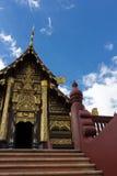 Arquitetura tailandesa foto de stock royalty free