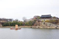 Arquitetura tradicional coreana Imagens de Stock Royalty Free