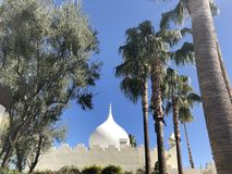 Arquitetura tradicional do estilo da mesquita Fotografia de Stock