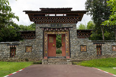 Arquitetura tradicional dos lombos Imagens de Stock Royalty Free