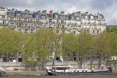 Arquitetura tradicional em Paris, F Imagens de Stock