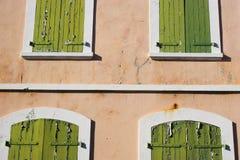 Arquitetura tropical foto de stock