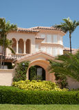 Arquitetura tropical 8 Foto de Stock Royalty Free