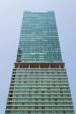 Arquitetura urbana do prédio de apartamentos moderno Fotografia de Stock