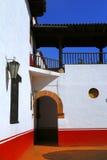 Arquitetura V de Patzcuaro Foto de Stock Royalty Free