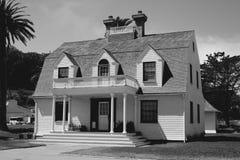 Arquitetura velha da casa Fotos de Stock Royalty Free