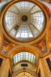 Arquitetura velha em Nottingham, Inglaterra Fotografia de Stock Royalty Free