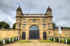 Arquitetura velha em Nottingham, Inglaterra Imagem de Stock Royalty Free