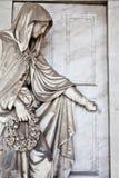 Arquiteturas do cemitério - Europa Imagem de Stock Royalty Free