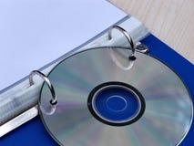 Arquivística CD Imagens de Stock Royalty Free