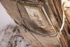 Arquivos e poeira Fotos de Stock Royalty Free