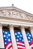 Arquivos nacionais que constroem em Washington, C.C. Imagens de Stock