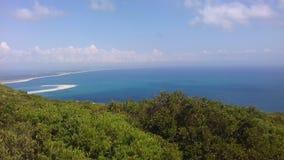 Arrà ¡ bida plaże: panoramiczny obrazy royalty free