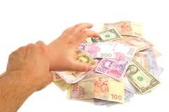 Arrêtez la corruption ! Photos libres de droits