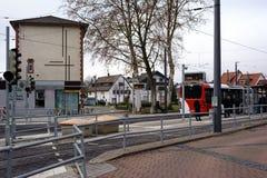 Arrêtez la place Griesheim de Bar-le-duc Images libres de droits