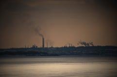 Arrêtez la pollution de notre planète Photographie stock libre de droits