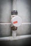 Arrêtez le robinet Photos libres de droits