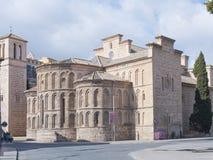 arrabal εκκλησία del Σαντιάγο Στοκ Εικόνες