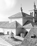 arrabal kościelny del Santiago Zdjęcie Royalty Free