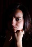 Arrabbiato Fotografie Stock
