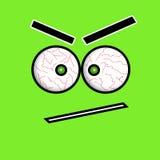 arrabbiato Immagine Stock
