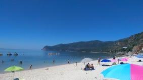 Arrabida. Beach in Portugal Stock Photo