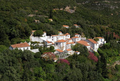 Arrabida Convent, Setubal, Portugal Stock Photos