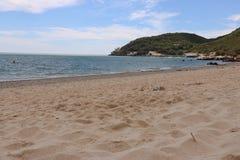 Arrabida plaża Obrazy Stock
