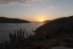 Arraial делает Cabo, Cabo Frio, RJ, Бразилию Стоковое Фото