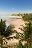 Arraial d'Ajudastrand i Bahia Royaltyfria Bilder