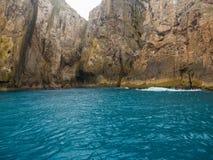 Arraial do Cabo, μπλε Grotto Στοκ εικόνες με δικαίωμα ελεύθερης χρήσης