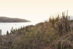 Arraial faz Cabo, Cabo Frio, RJ, Brasil Imagem de Stock Royalty Free