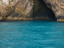 Arraial hace Cabo, gruta azul Fotos de archivo