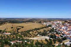 Arraiolos, Αλεντέιο, Πορτογαλία Στοκ φωτογραφία με δικαίωμα ελεύθερης χρήσης