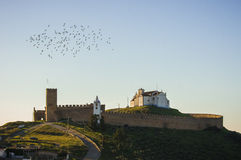 Arraiolos, Πορτογαλία Στοκ φωτογραφία με δικαίωμα ελεύθερης χρήσης