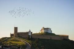 Arraiolos, Португалия Стоковое фото RF