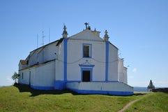 Arraiolos kościół Obraz Royalty Free