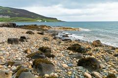 arran plaży krzyża wyspy królewiątka Zdjęcia Stock