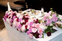 Arrangement de fleur Images stock