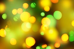 An arrangement of different shapes and multicolored spots. An arrangement of different shapes and multicolored spots background Royalty Free Stock Images