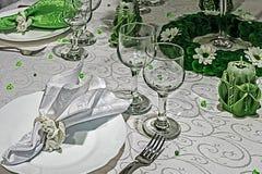 Arrangement for festive dinners - 8 Stock Photos