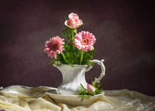 Arrangement floral Photographie stock libre de droits