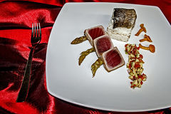 Arrangement of food 4 royalty free stock images