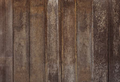 Arrangement of old bark wood textured panel use as grain wooden Stock Image