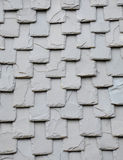 Arrangement of roof tiles Stock Image