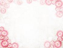 arranger Абстрактная праздничная флористическая предпосылка стоковые изображения