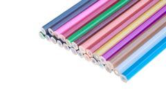 Arrangment μολυβιών χρώματος Στοκ φωτογραφία με δικαίωμα ελεύθερης χρήσης