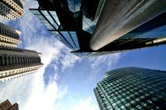 Arranha-céus Foto de Stock Royalty Free