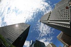 Arranha-céus Fotografia de Stock