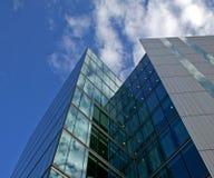 Arranha-céus afiado Imagem de Stock